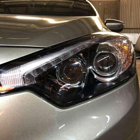 độ đèn bi xenon cho xe K3