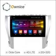 DVD Ownice C500 lắp theo xe camry