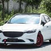 Mazda 6 độ body mẫu Junit