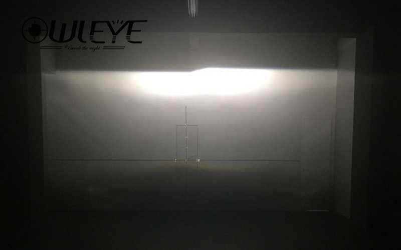 đèn bi led owleye siêu sáng
