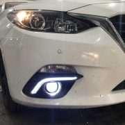 Đèn Gầm Led Mazda 3 Mẫu Chữ L