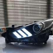 Đèn Pha Mazda 3 Mẫu Mustang