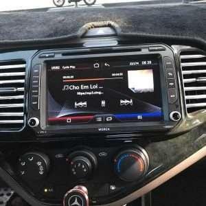màn hình dvd ô tô theo xe morning