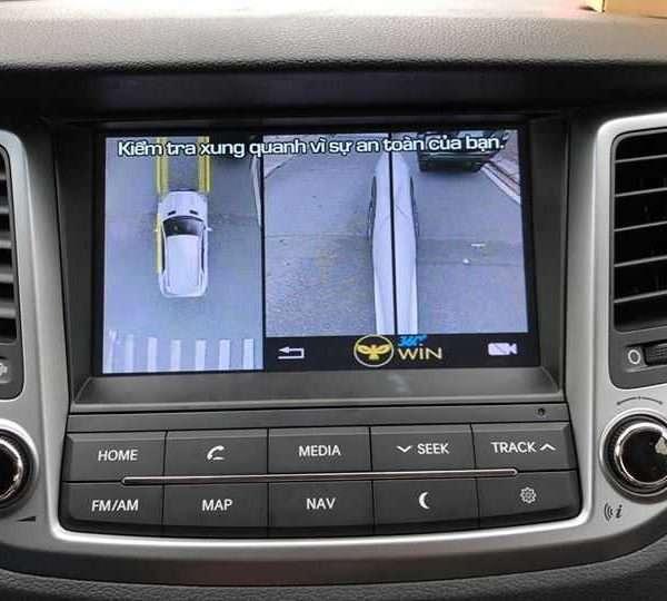 camera 360 độ owin lắp cho xe Tucson