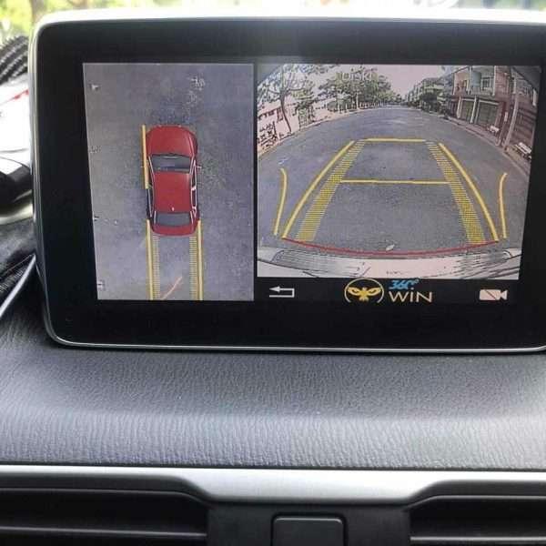 camera OWIN lắp cho Mazda CX5