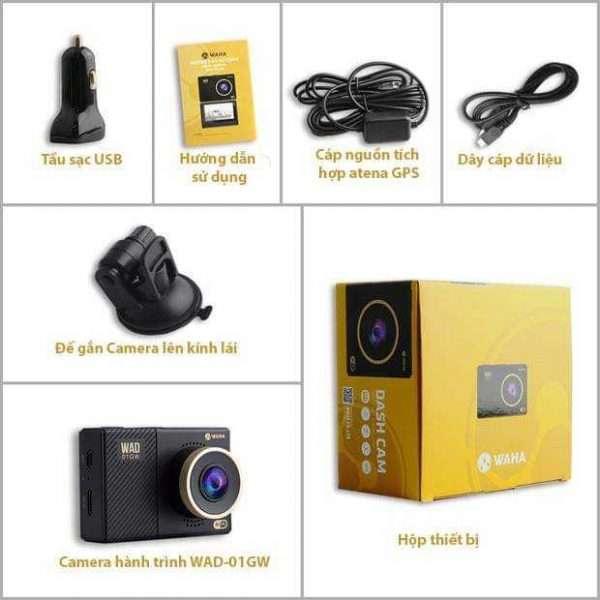 Camera Waha