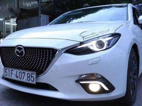 Cách Tắt Đèn Dayligh (Đèn Định Vị Ban Ngày) Cho Xe Mazda 3