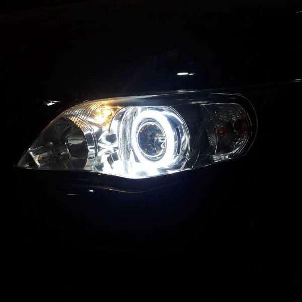 độ đèn bi xenon tăng sáng xe altis