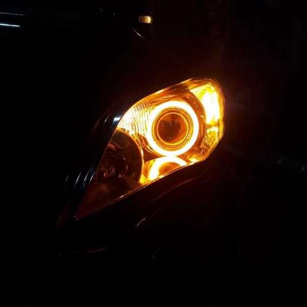 tăng sáng xe altis