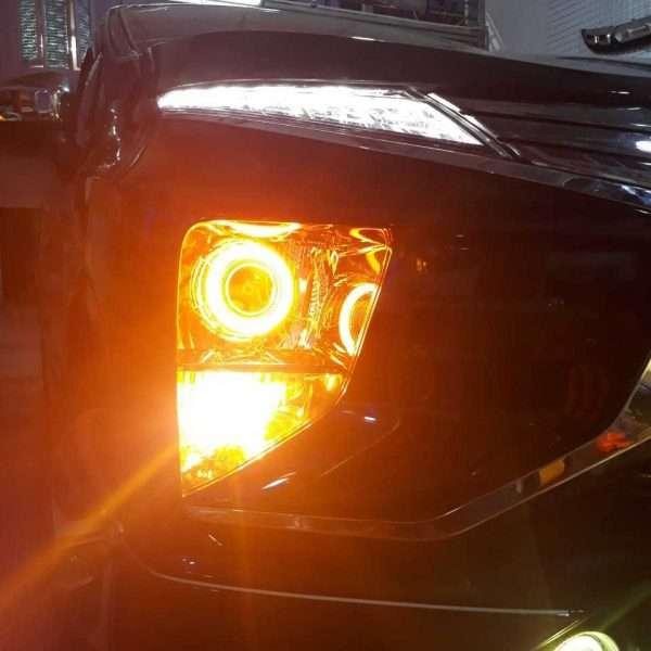 bóng đèn tăng sáng xe xpander