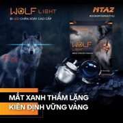 Đèn bi led Wolf Light